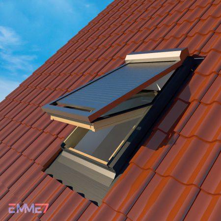 Emme 7 finestre per tetto tapparelle veneziane e for Finestre x tetti